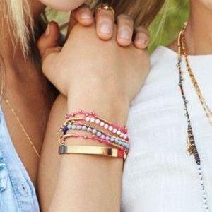 Stella & Dot Reina necklace/bracelet
